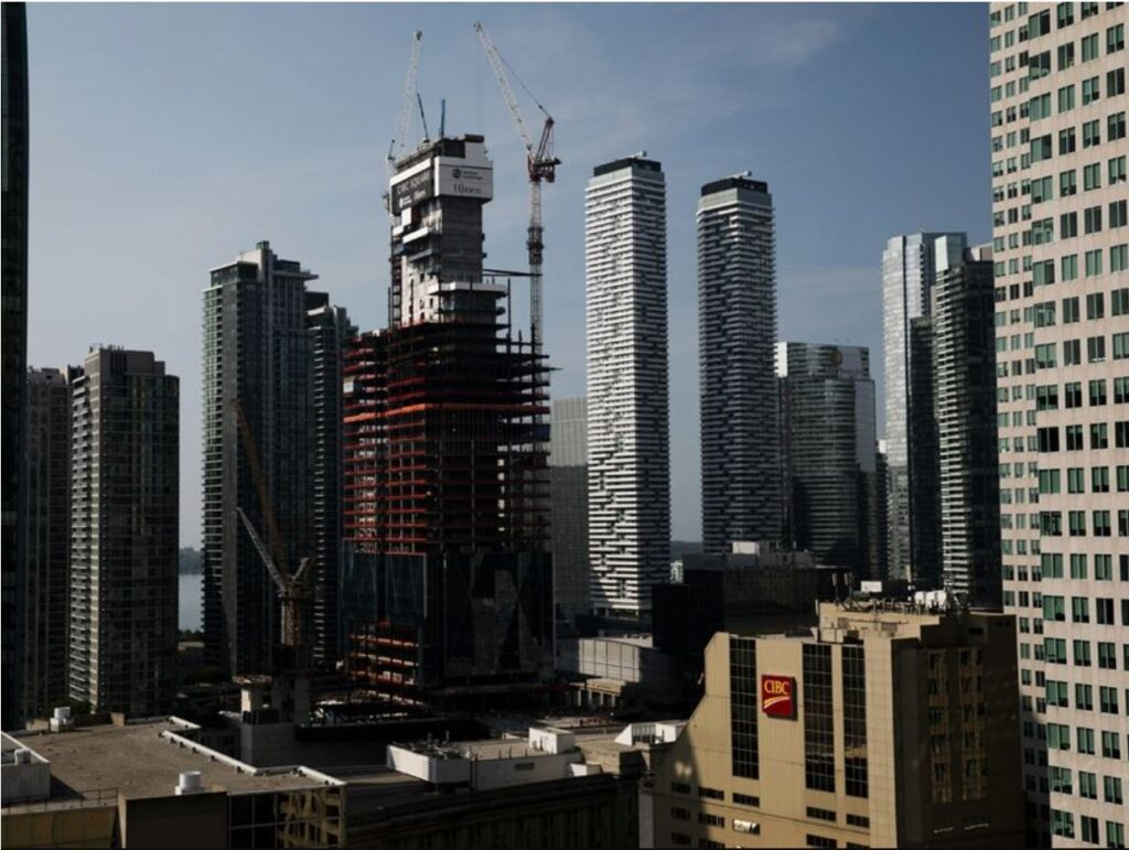 Thumbnail For Two of Toronto's fading 70s-era bank towers are set to get a whole new, modern look